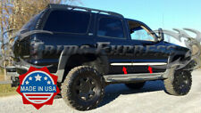 """2000-2006 Chevy Tahoe Flat Chrome Body Side Molding Trim Stainless Steel 1.5"""""""