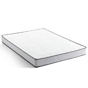 "8"" Mattress Standard Twin XL Size Rolled Mattress Bedroom Heavy-duty Traditional"