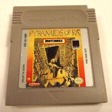 Pyramids of Ra - Nintendo Game Boy / Color / Advance - DMG-YR-USA US version