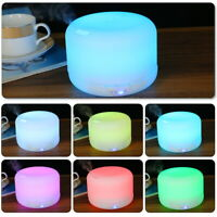 Essential Oil Aroma Diffuser Cool Mist Humidifier with LED Light 300 ml