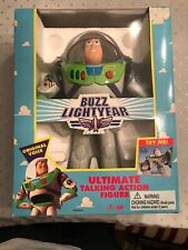 Thinkway Toys, Disney's Toy Story Ultimate Talking Action Figure Buzz Lightyear