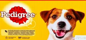 Pedigree Dog Food In Gravy, Assorted Flavours, Single Pouches,Buy More For Less
