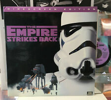 Star Wars: The Empire Strikes Back 2x LaserDisc, Widescreen Edition