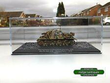 Altaya 1:72 Die-cast WWII STURMPANZER IV BRUMMBAR German Heavy Assault Gun 1944