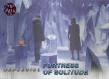 Supergirl Season 1 Red Foil Locations Chase Card L7 Fortress Of Solitude