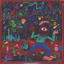 Major Arcana S/t LP 10 Track Repress Of 1976 Album European Barnyard 2014