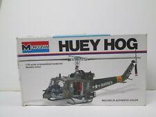 MONOGRAM #5201 HUEY HOG 1/48  SCALE   LQ-MM