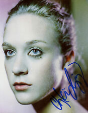"CHLOE SEVIGNY, ACTRESS ""BROWN BUNNY"" SIGNED  8X10 COOL PHOTO WITH COA"