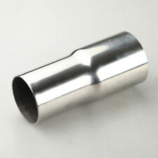 """2"""" OD To 2.5"""" OD Weldable Turbo/Exhaust/Intercooler Reducer Pipe Stainless Steel"""