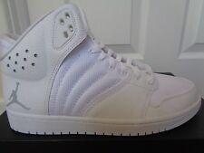 Nike Jordan 1 Flight 4 trainers sneakers 820135 100 uk 8.5 eu 43 us 9.5 NEW+BOX