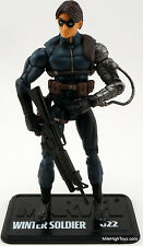 Marvel Universe Winter Soldier 022