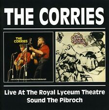 The Corries - Live at the Royal Lyceum Theatre / Sound Pibroch [New CD] UK - Imp