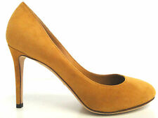 GUCCI Shoes Pumps in Size 6,5 36.5 suede leather yellow new 635$ retail, Italy