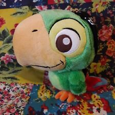 DISNEY STORE 6 INCH SKULLY PLUSH SOFT TOY JAKE & THE NEVERLAND PIRATES PARROT