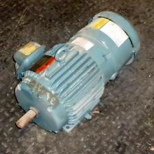 RELIANCE FRAME 145T 3PH 208-230/460V 1760RPM 1.5HP MOTOR 05F104X006G1 W/ BRAKE