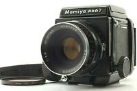 【Near Mint】 Mamiya RB67 Pro Body w/ Sekor 127mm f3.8 Lens From Japan 353