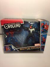 Marvel Spider-Man Origins Battle-Packs: Spider-man vs Venom 2006