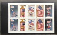 USA Briefmarken Bogen 10x 37 Cent 2003 Fahne Liberty Centennial Stamp Sheet
