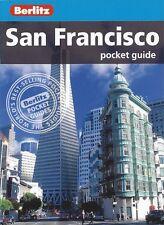 Berlitz San Francisco Pocket Guide (USA) *FREE SHIPPING - NEW*