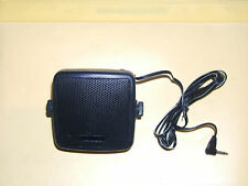 """5 WATT LOUD SPEAKER EXTENSION  2.5"""" COMPACT 1.8MTS CABLE FOR HGV PMR CB TAXI 716"""