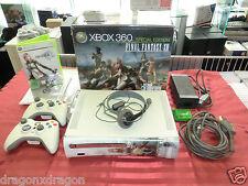 Microsoft XBOX 360 Final Fantasy Edition in OVP, 250GB HDD, 2 Jahre Garantie