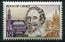 FRANCE TIMBRE NEUF N° 1386  **  HUGO DE GROOT
