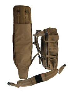 New Sniper Eberlestock G3 Phantom Pack - Tan UKSF - Sniper Drag Bag , UKSF