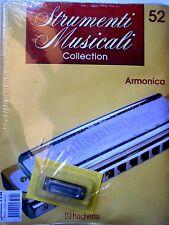 MINIATURE - ARMONICA - STRUMENTI MUSICALI COLLECTION HACHETTEn.52 Con Fascicolo