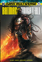 Tales From The Dark Multiverse Batman Knightfall 1 Francesco Mattina Variant