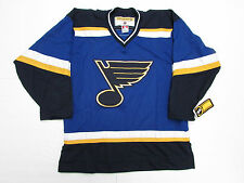 ST. LOUIS BLUES VINTAGE KOHO NHL HOCKEY JERSEY SIZE 2XL