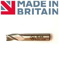 CLARKSON FC3 ENGLAND End Mill 6mm Shank Dia 6MM Coat 3-Flute No106
