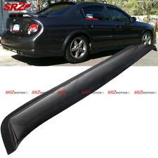 Rear Roof Spoiler Window Visor Rain Shade Guard Wing for 2000-2003 Nissan Maxima