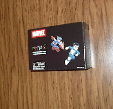 Marvel Minimates PUNISHER,DAMAGED CAPTAIN AMERICA 2004 Summer Con Exclusive!