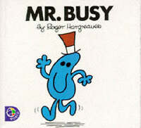 Mr. Busy (Mr. Men Library), Hargreaves, Roger, Very Good Book