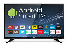 """Cello C43ANSMT 43"""" Android Smart LED TV with Wi-Fi and Freeview T2 HD"""