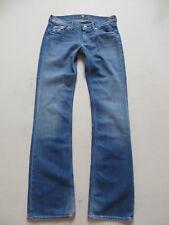 7 For All Mankind Damen Jeans Hose W 29 /L 34, TOP ! Vintage Denim MADE IN USA !