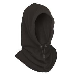 West Chester 6 in 1 Fleece Hoodie Face Mask Balaclava Neck Warmer Hood Beanie