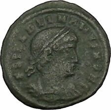 DELMATIUS Dalmatius 336AD Roman Caesar  Ancient Coin Soldiers Legions  i52817