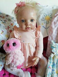 Adorable Bountiful Babies Reborn Baby Doll