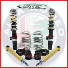 Kit Assetto Regolabile a Ghiera Ammortizzatori Alfa GT (2003-2010) Lowtec Comp