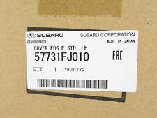 Genuine OEM Subaru 57731FJ010 Driver Left Fog Light Lamp Bezel Cover Trim