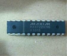 2PCS MAX7221CNG MAX7221 MAXIM DRVR DSPLY LED 8DIG 24-DIP NEW GOOD QUALITY