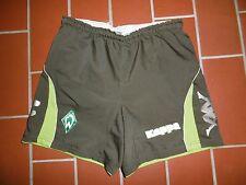 Sv Werder Bremen Children's Soccer Shorts Season 2007/2008 Green Size 164 Yxxl