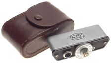 MEDIS rangefinder hot shoe camera attachment accessory viewfinder cased