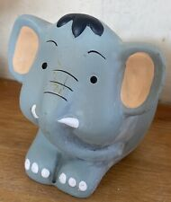 Latex Mould for making this Small Elephant Plant Pot