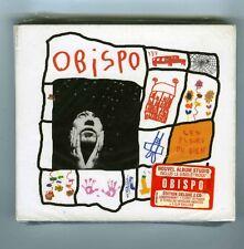 2 CDs (NEUF) PASCAL OBISPO LES FLEURS DU BIEN (EDITION DELUXE)