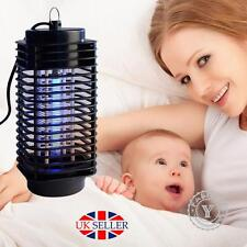 220V Electric UV Light Flying Insect Killer Grill Mosquito Pest Fly Bug Zapper