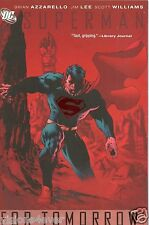 D.C. pres: SUPERMAN  FOR TOMORROW SOFTCOVER BOOK