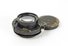 Carl Zeiss Jena Tessar 4.5/21cm f/4.5 21 cm No. 2462380 Shutter Compound
