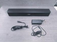 Bose Solo 5 TV Sound System Soundbar Only Untested